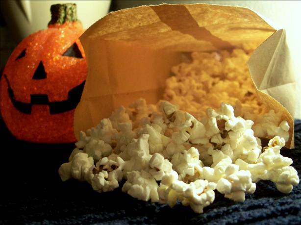 Popcorn (Paper Bag Method)