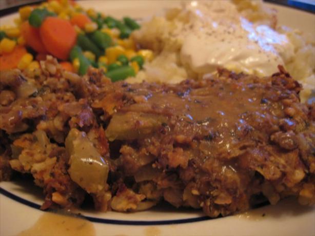 Vegan Meatloaf #2