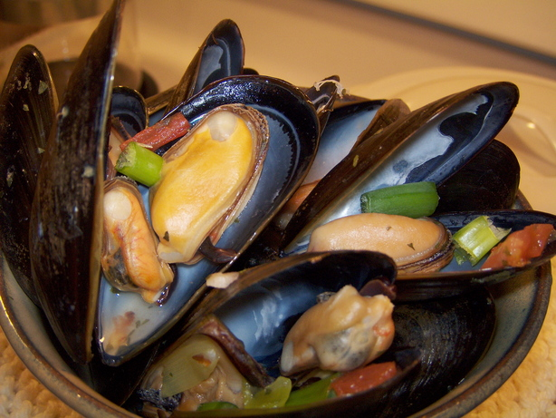 Mussels Amore!