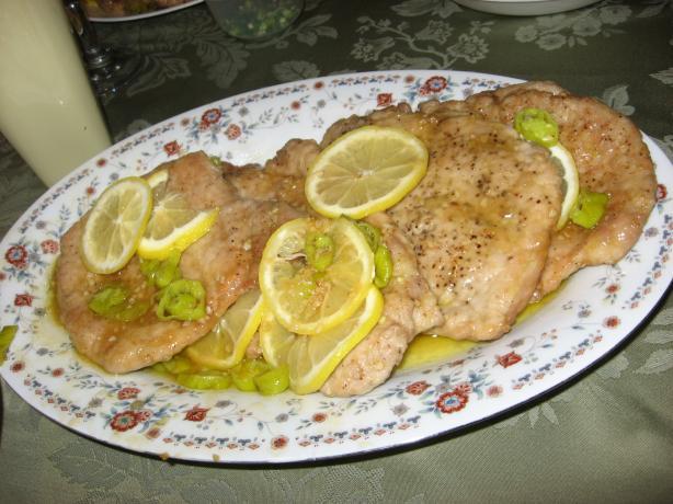 Porchetta Limoncello
