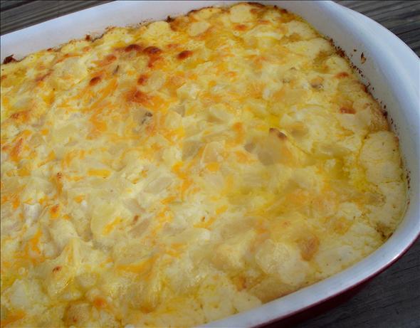 Potluck Potatoes