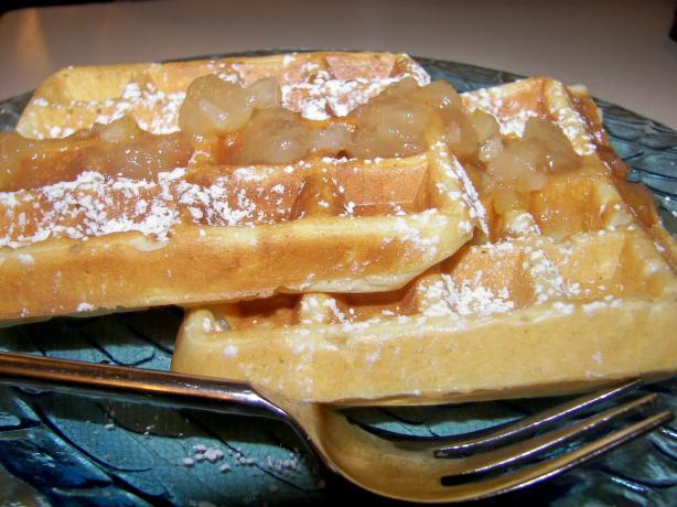 Waffles (Pre-1940's)