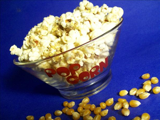 Herbed Buttermilk Popcorn