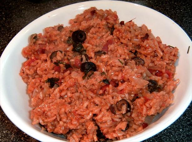 Chipotle Spanish Rice