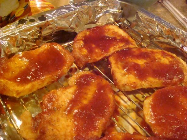 Broiled Pork Chops