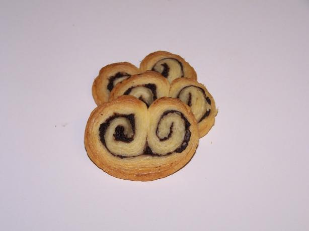 Tapenade Filled Palmiers