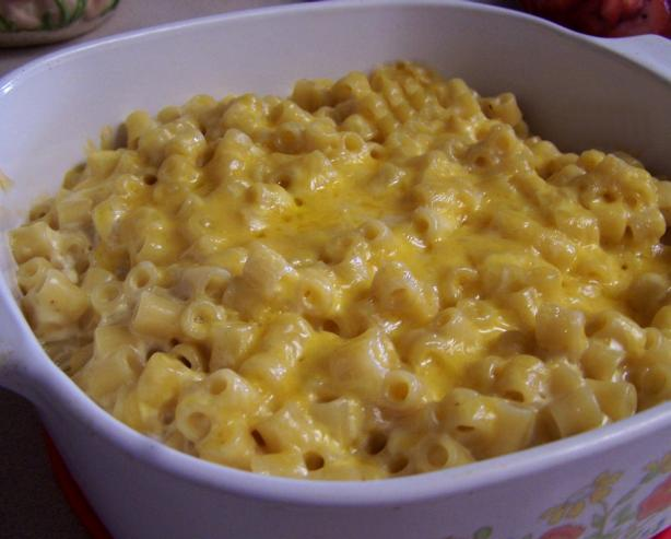 Three Cheese Mac and Cheese Lite (Yes Lite)