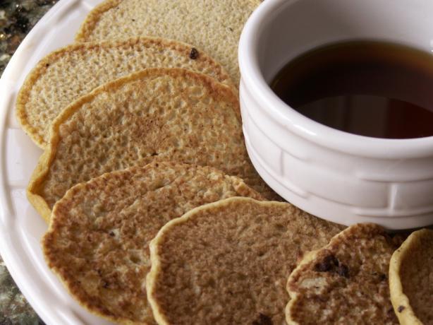 Pancakes (With Sweet Potato)