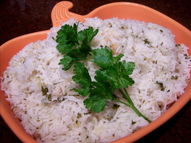 Tarragon Rice Pilaf