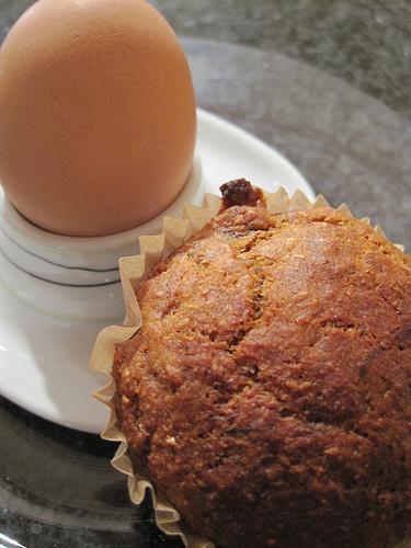 Muffin Eggs