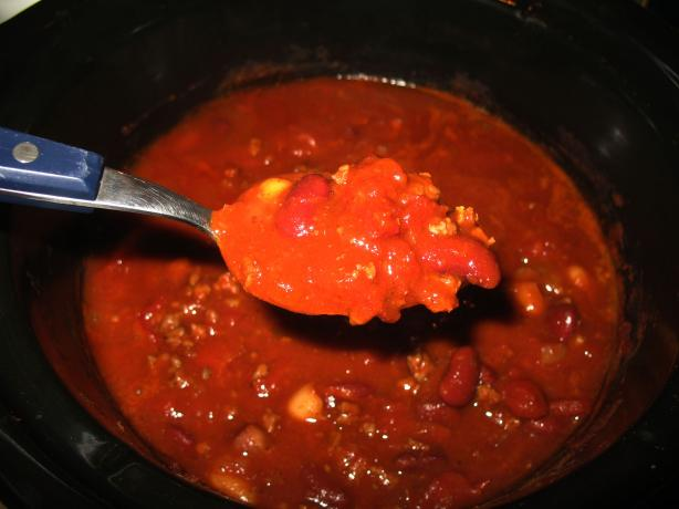 Chili - Crock Pot