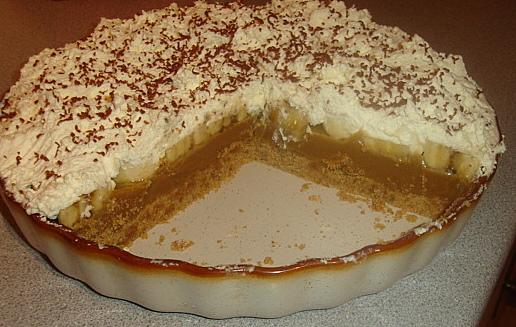 The Best Banoffee Pie You'll Ever Make!