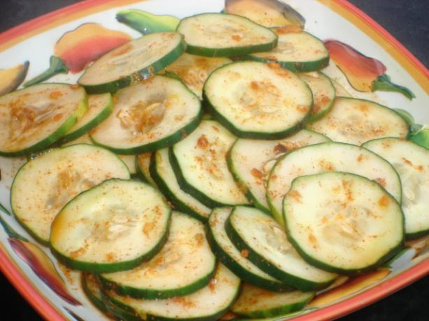 Taco-Cucumber Salad
