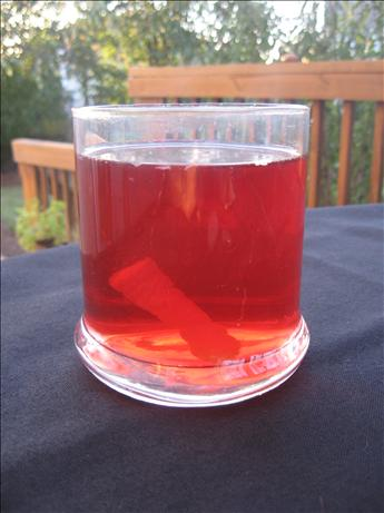 Hot Cranberry Toddy