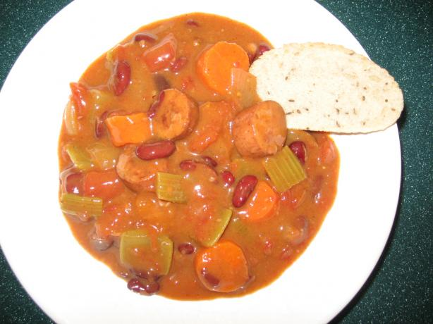 Gingersnap Stew