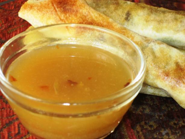 Vietnamese Tangerine Dipping Sauce