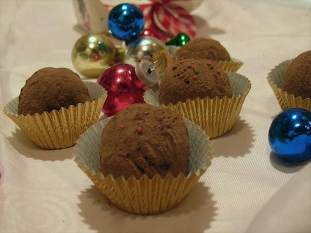 Carey Neff's Chocolate Truffles
