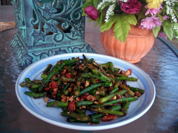 Asian Spring Asparagus