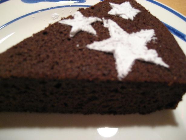 Carey Neff's Espresso Cake