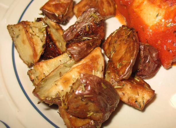 Plain Jane Roasted Potatoes