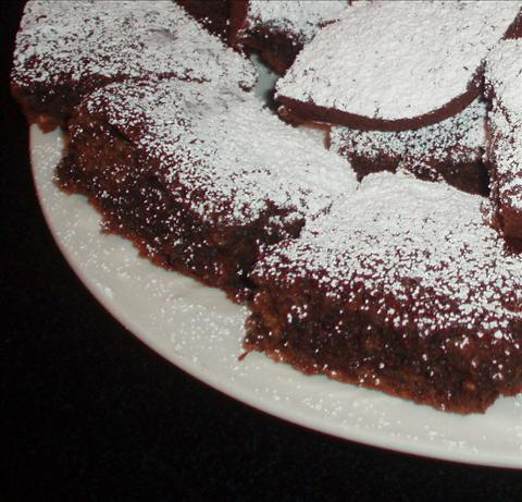 Jessica Seinfeld Healthy Brownies