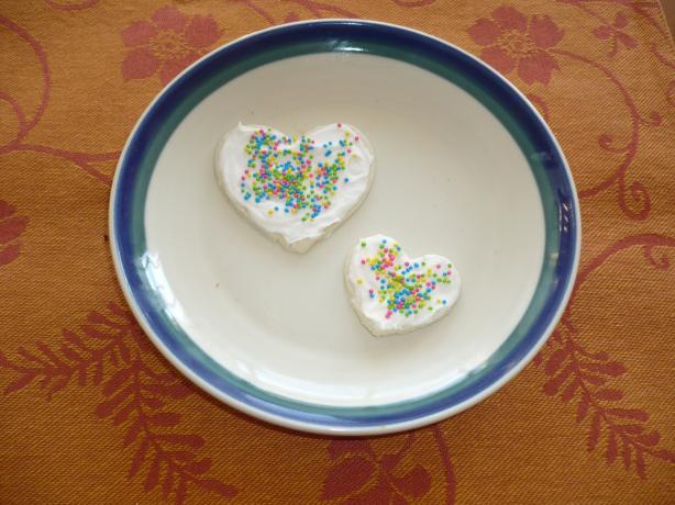 Gluten Free Dutch Sugar Cookies