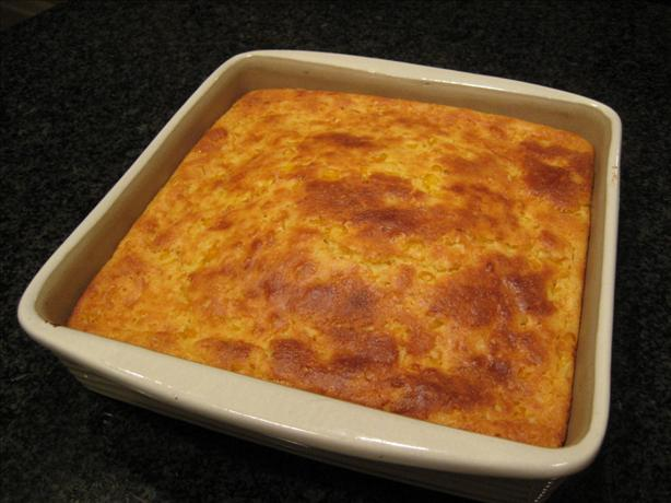 The Best Corn Pudding