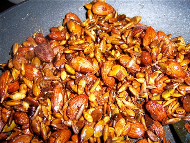 Tasty Toasted Seeds Snack