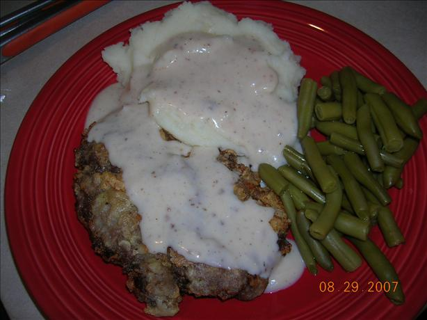 Lone Star Chicken Fried Steak