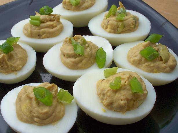 Deviled Deviled Eggs