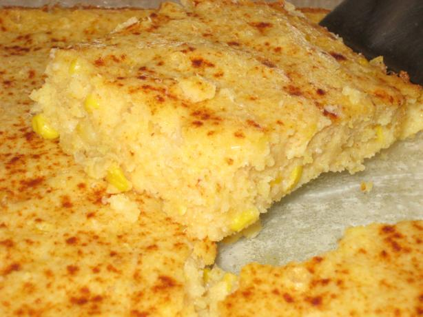 Fanny's Whistle-Stop Cafe Corn Casserole
