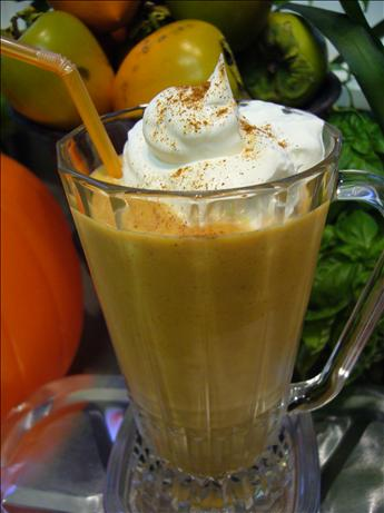 Super Pumpkin Pie Smoothie