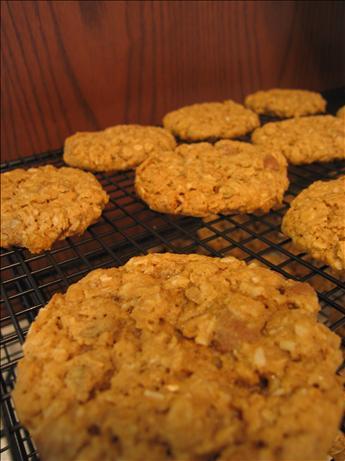 Oatmeal Barley Cookies (Wheat Free)