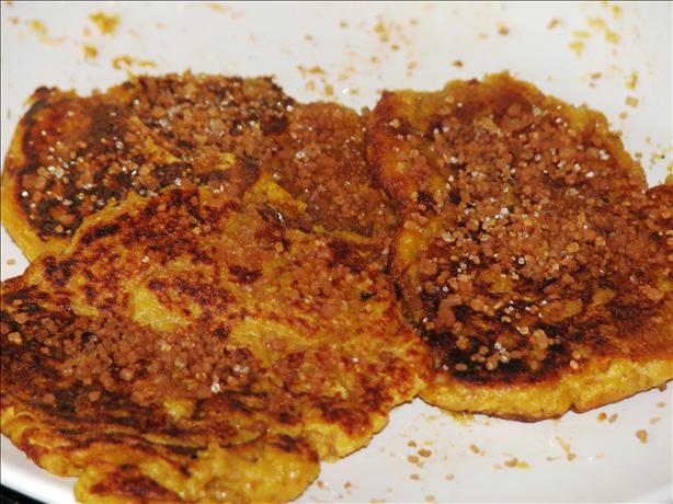 Pumpkin Fritters / Pampoen Koekies