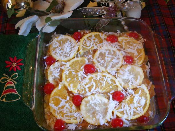 Ambrosia Sweet Potatoes