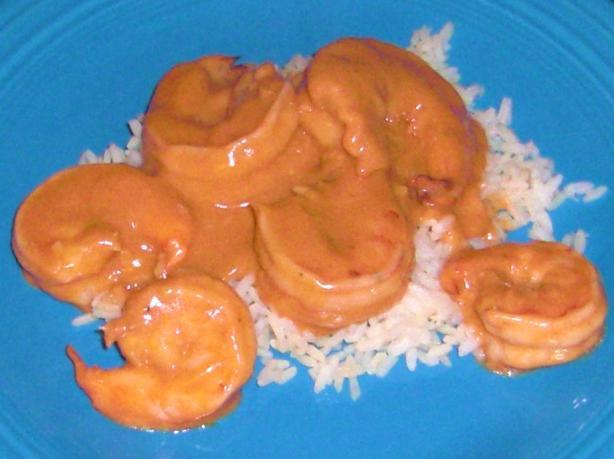 Nana's Shrimp Supreme