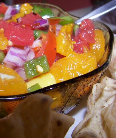 Spicy Mandarin Salsa