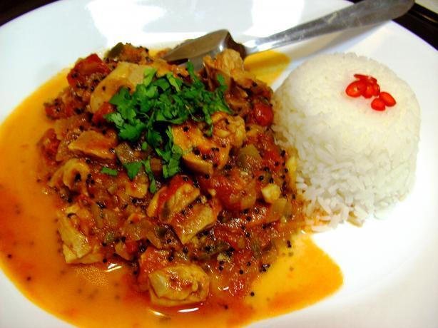 Tamarind Chili Chicken