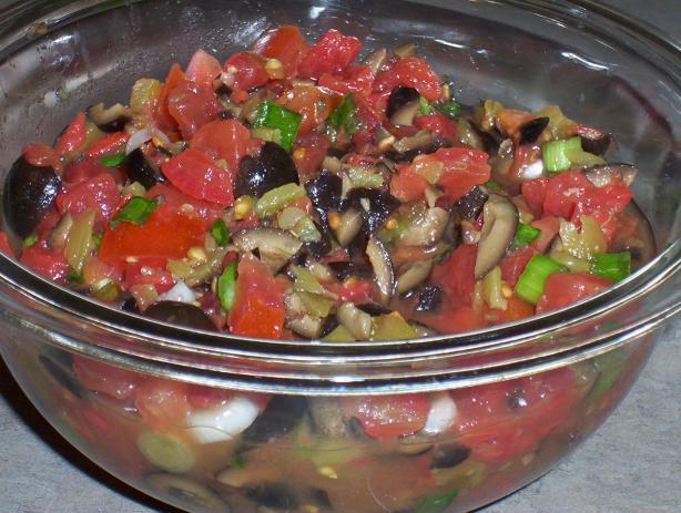 Dorito Olive Dip