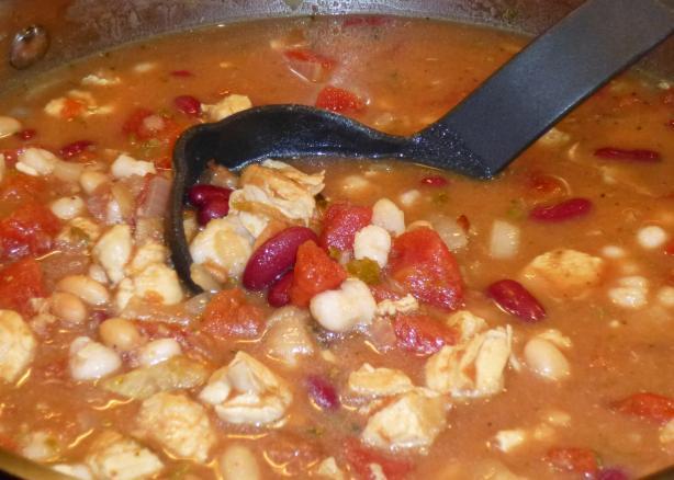 Tic Tac... Taco Soup #147