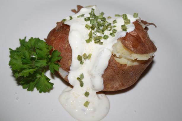 Mini - Me - Baked Potatoes