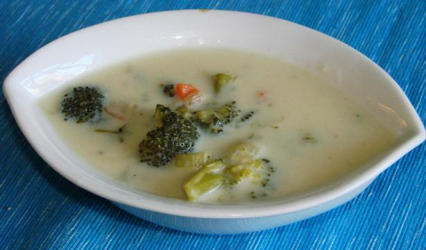 Grammy's Broccoli Soup