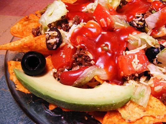 Grammy's Taco Salad