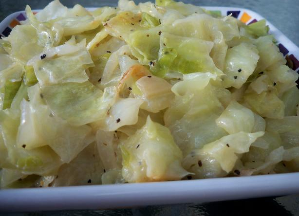 Knabrus - Cabbage With Onions