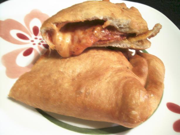 Deep Fried Panzerotti