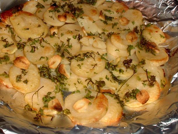 Quick Oven Potatoes