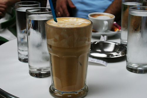 Holiday Frappe