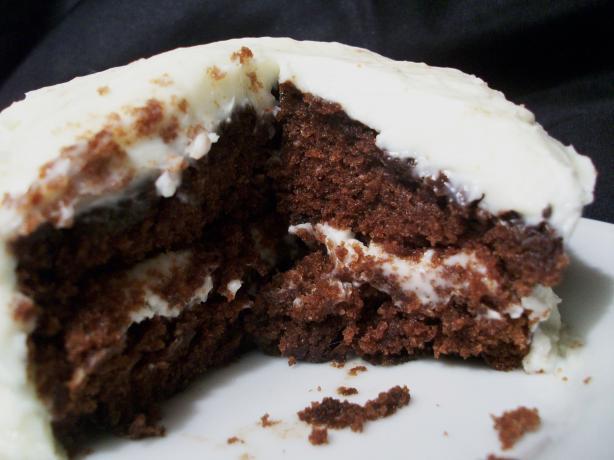 Cupid's Chocolate Cake