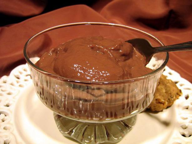 Microwave Chocolate Lovers Pudding