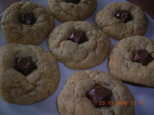 Peanut Butter Chocolate Stars